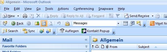 Outlook Abwesenheitsassistent einrichten
